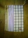西舘美奈さんの布物