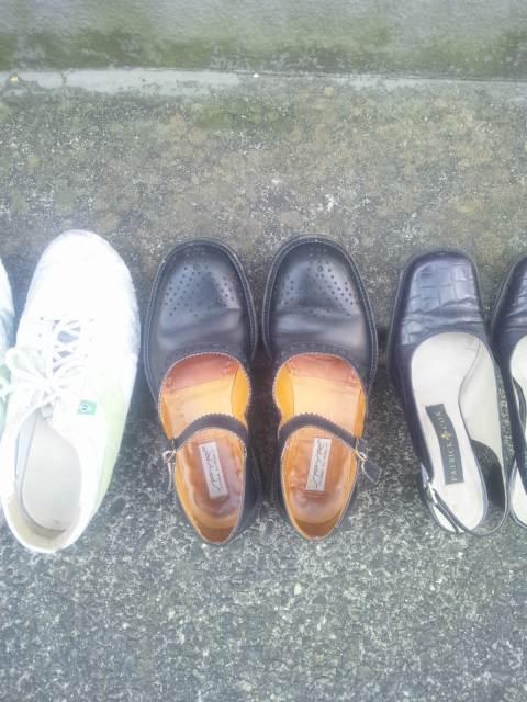 なつこの靴屋さん本日開店しまーす。